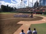 全日本学童少年野球大会2回戦   VS 吉弘野球スポーツ少年団